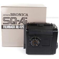 Zenza Bronica 120 SQ-i 6x6 Film Back Holder for SQ-Ai SQ-A SQ-Am SQ-B / 2318810