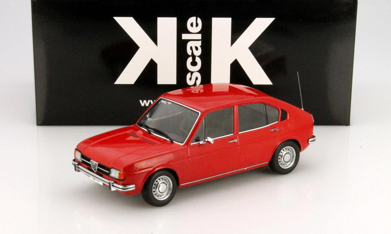 Alfa Romeo Alfasud año de construcción 1974 rosso 1 18 KK-Scale