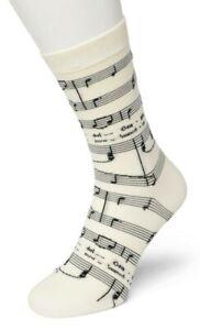 Bonnie-Doon-034-Music-034-Socken-Baumwolle-Size-36-42