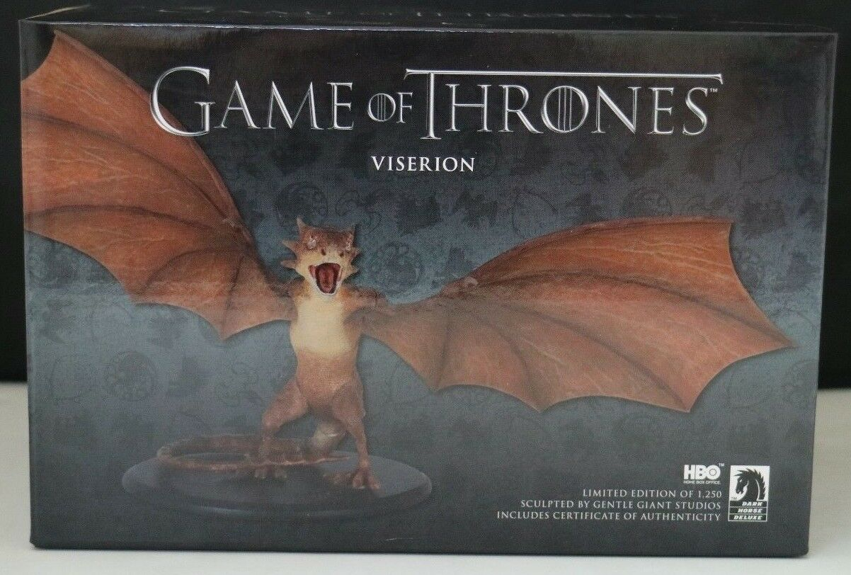 San Diego comic-con 2014 Game of Thrones Viserion Exclusive Dragon Statue 960 1250 Gentle Giant