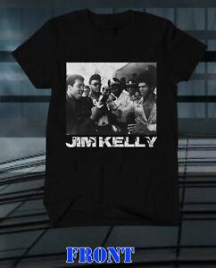 Jim Kelly T shirt; Jim Kelly Tee Shirt