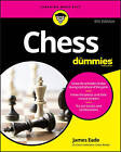 Chess For Dummies by James Eade (Paperback, 2016)