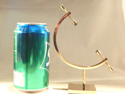for Meteorites and More!! One Quality LARGE Sized Brass CALIPER Display Stand