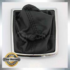 For Ford Focus MK2 05-11 Gear Shift Knob Gaiter Boot Chrome Frame 4M51-A045B79