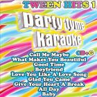 Tween Hits, Vol. 1 by Karaoke (CD, Sybersound Records)