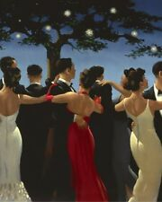 Jack Vettriano - Waltzers - Kunstdruck - 80x60cm