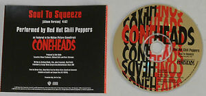 Red-Hot-Chili-Peppers-Soul-To-Squeeze-LP-Version-4-52-1993-Promo-CD-Single
