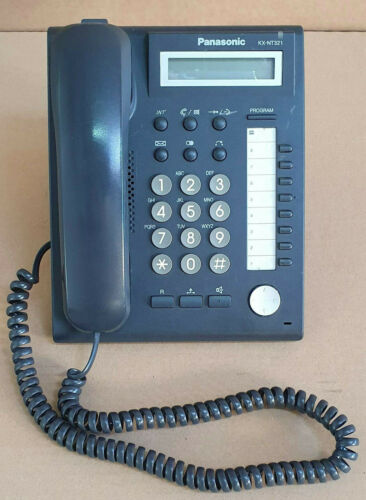 ohne Steckernetzteil KX-NT321 NE IP Proprietary Telephone #1377