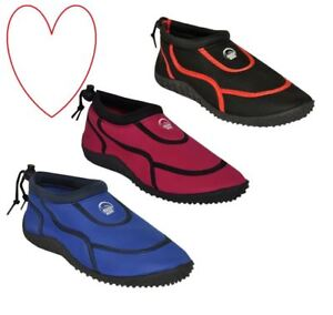 Adult aqua shoes men women surf pool wet water beach