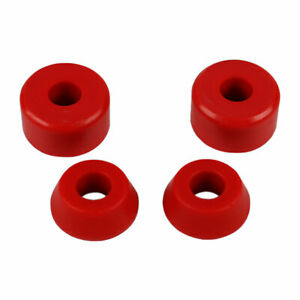 Skateboard-Longboard-Truck-Replacement-Bushings-Med-96a-4-Pack-for-2-trucks