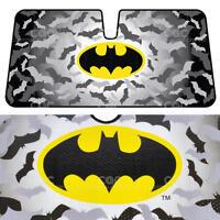 1 Pc Warner Bros. Batman Sun Shade Windshield Block Cover Auto Shade Visor on sale