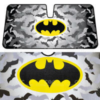 1 Pc Warner Bros. Batman Sun Shade Windshield Block Cover Auto Shade Visor on sale
