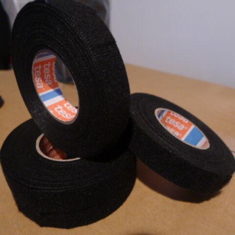 Tesa tape Wiring loom harness high quality 15mm x 15m