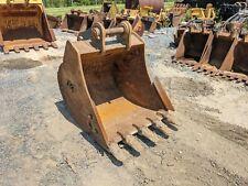 36 Tag Excavator Bucket 65 Mm Pins Fits Deere Case Hitachi Cat