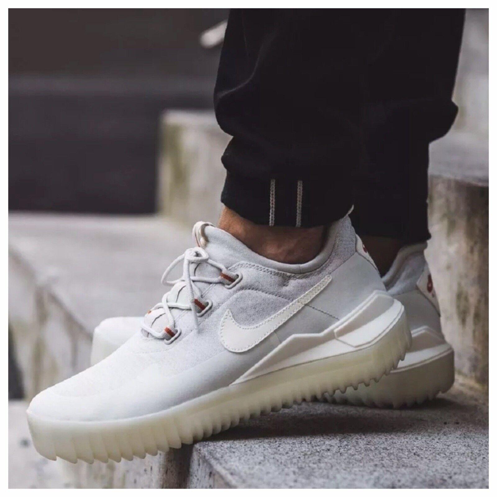 16ed5b56bff9 Nike Air Air Air Wild Light Bone Sail Men Shoes Off White Sneakers ...