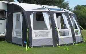 Kampa Ace Air 400 Pro Inflatable Caravan Porch Awning