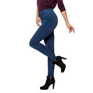 Only-Damen-High-Waist-Skinny-Jeans-Stretchjeans-Denim-Damenhose-Hose-Casual