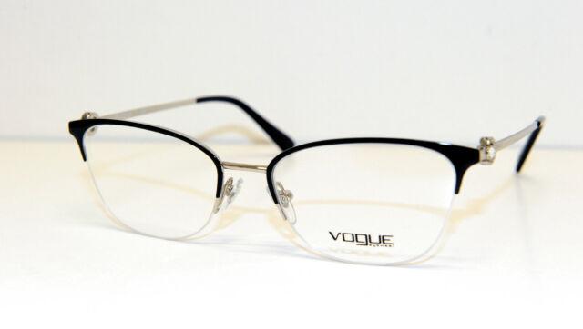 Eyeglasses Vogue VO 4095 B 352 BLACK//SILVER