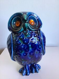 Ceramic-Owl-Money-Box-Vintage-Style-Made-In-Italy