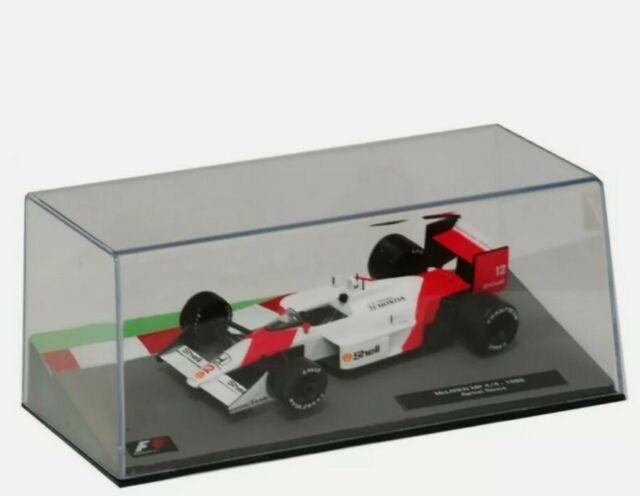 Formula 1 McLaren MP4//4  Ayrton Senna 1988 Die cast model car 1//43