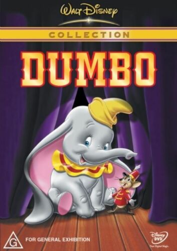 1 of 1 - Dumbo (DVD, 2003)