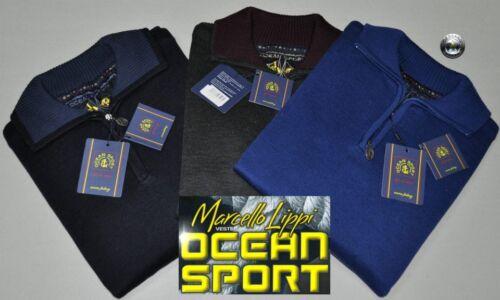 Polo Ocean Lupetto Merinos 7xl 5xl 6xl Mis Calibrata Lana Maglia 4xl Sport pOxA1w