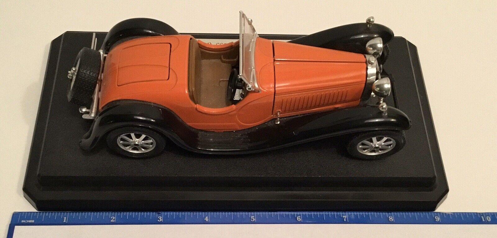 Bugatti 55 coupe 1932 jean bugatti vroom has mount unpainted kit 1//43