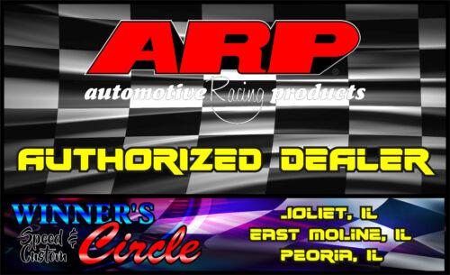 ARP 134-1102 Header Bolts 1.181 in UHL 8mmx1.25 in Thread SBC LS Engine Hex
