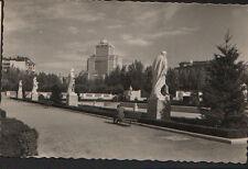 ANTIGUA POSTAL MADRID . JARDINES DE SABATINI . MIRA MAS EN MI TIENDA CC1588