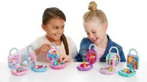 Shopkins Lil' Secrets - Secret Lock Playsets - 5 Versions Available - Age 5+