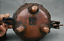 8-8-034-Marked-Old-China-Qing-Red-Copper-Dynasty-Dragon-Beast-Incense-Burner-Censer thumbnail 11
