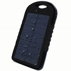 Banco-De-Energia-Bateria-Cargador-Solar-Portatil-Estanco-5000-mAh-4-Colores