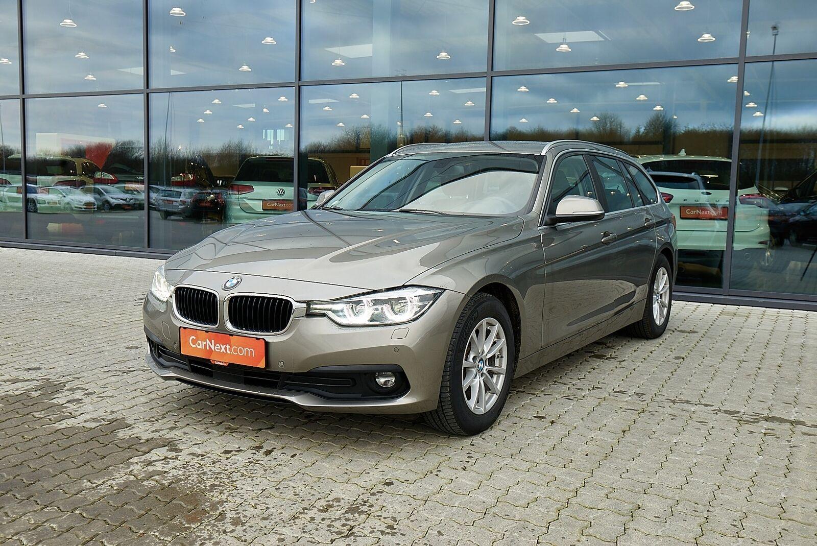 BMW 320d 2,0 Touring Executive aut. 5d - 259.900 kr.