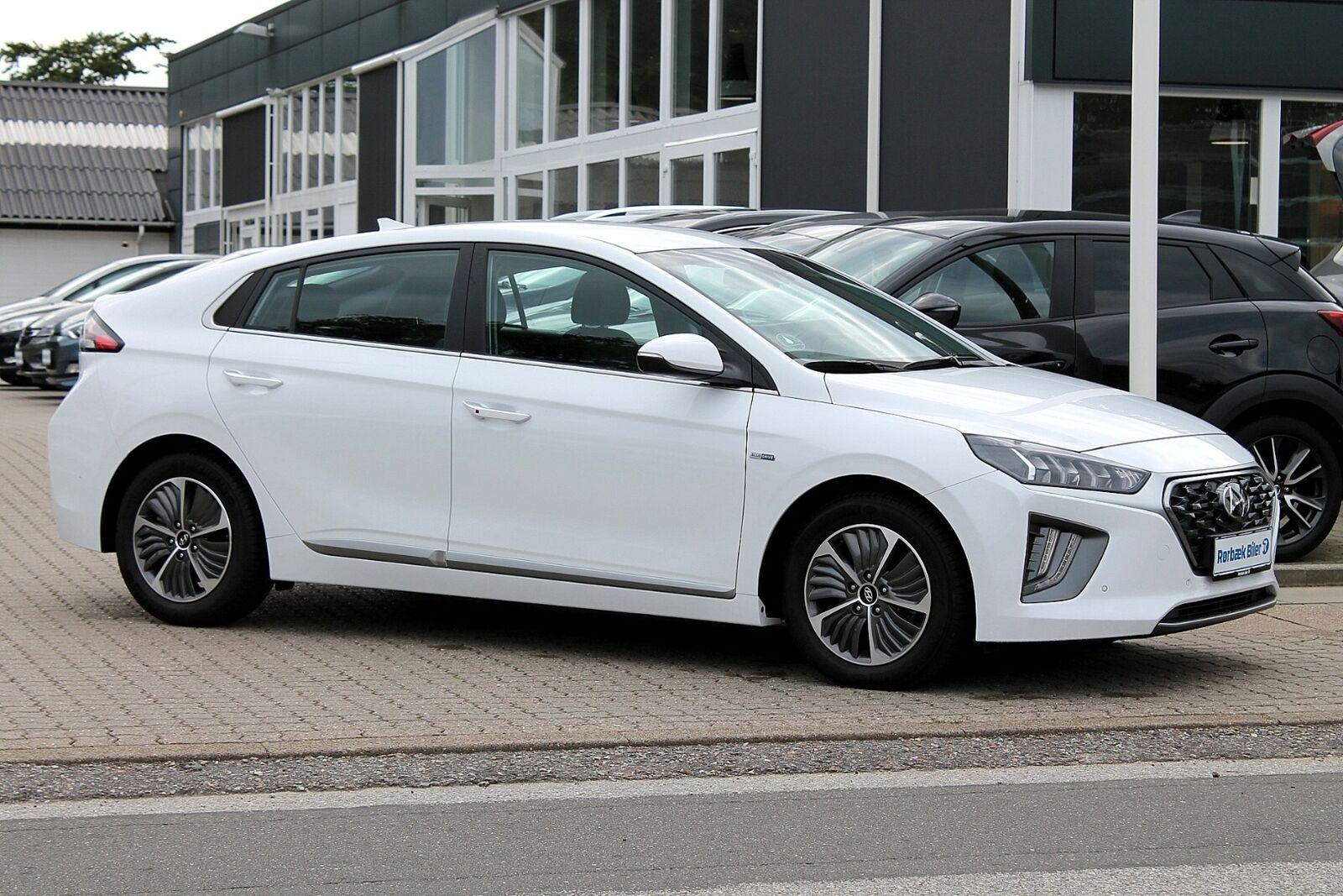 Hyundai Ioniq 1,6 PHEV Premium DCT 5d