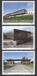 Liechtenstein-2009-Buildings-Architecture-Architects-Museum-3v-set-n39813