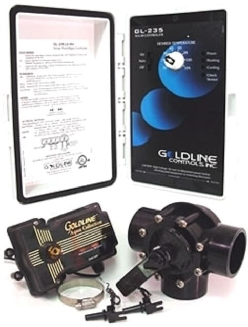 Hayward Goldline Pool Solar Panel Controller Gl 235 2018