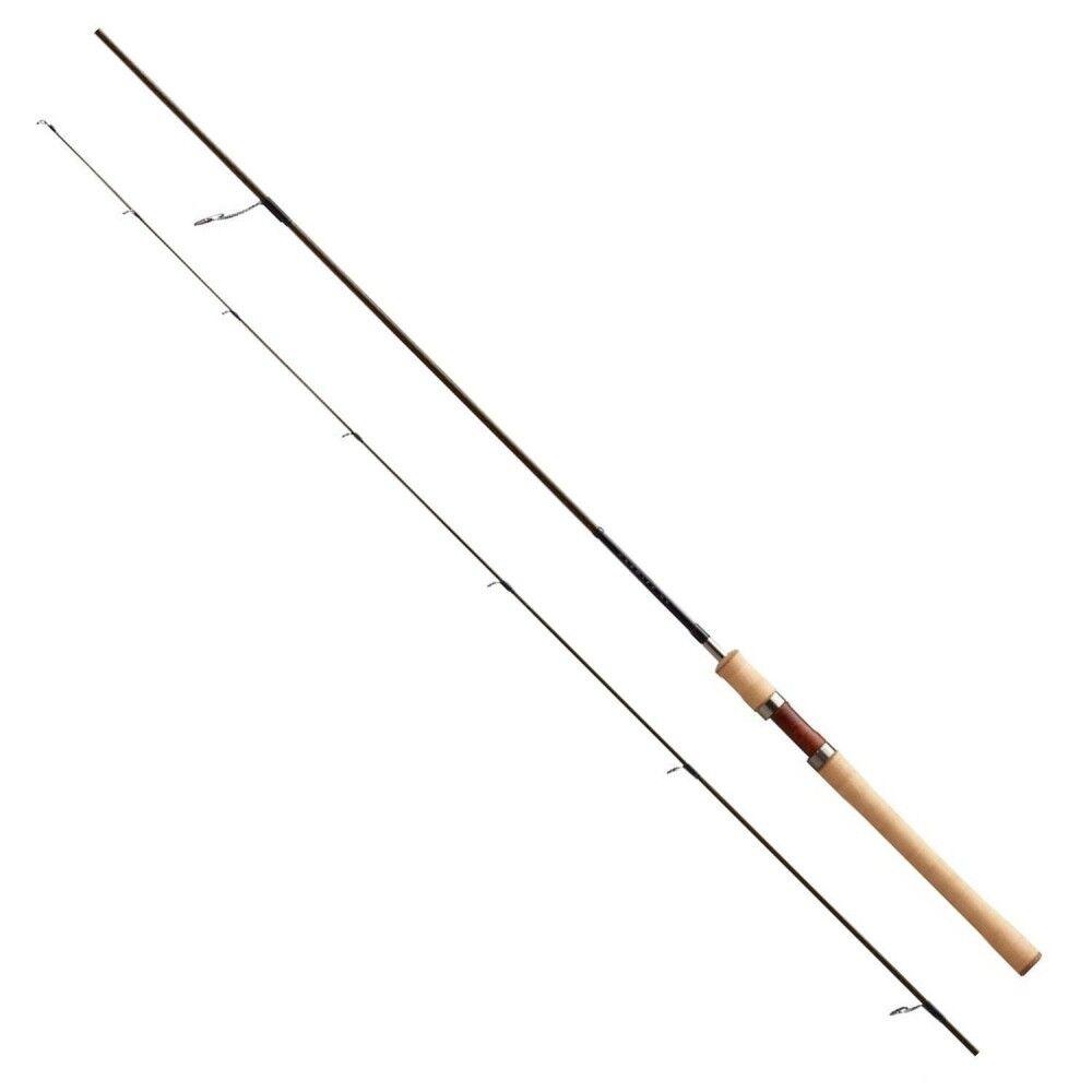 Shiuomoo autoDIFF NX S72L Light 7'2 Trout Spinning Fishing Rod Pole Fast Shipping
