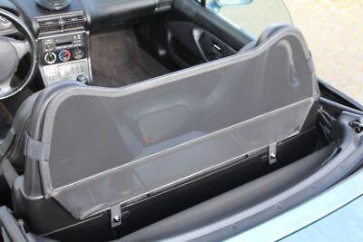 Windschott passend für BMW Z3 MRoadster mit Serien-Überrollbügel 1997-2002 NEU