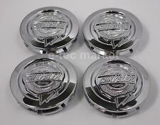 (4) Chrysler PT Cruiser 04-10 , Town & Country 08-10, Chrome Center Caps Cap