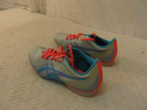 cordones con de atletismo de atletismo Asics hombre azul atletismo 8 Gris para pistas gris xT08wnYRqX