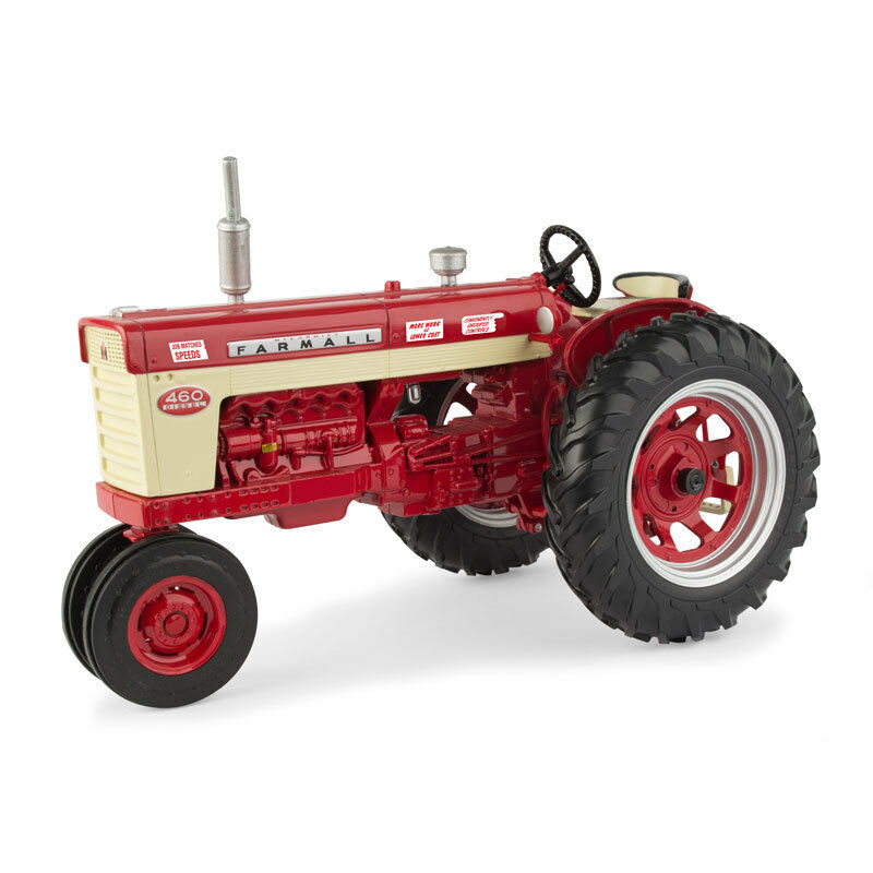 1/16 IH Farmall 460 Narrow 60th Anniversary Collector Edition by ERTL 44151a New