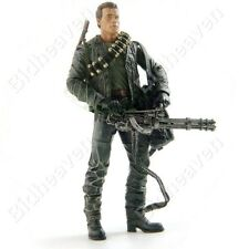 18CM NECA T-800 Terminator 2 Judgment Day CYBERDYNE SHOWDOW ARNOLD Action Figure