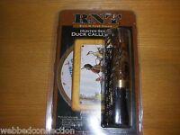 Rnt Rich-n-tone Duck Hunter Series Combo Kit Becote Wood & Dvd Lanyard