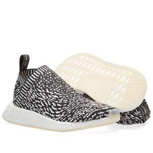 a325a30d5fcb4 Adidas NMD CS2 PK Sashiko White Zebra Oreo Primeknit Boost BY3012 ...