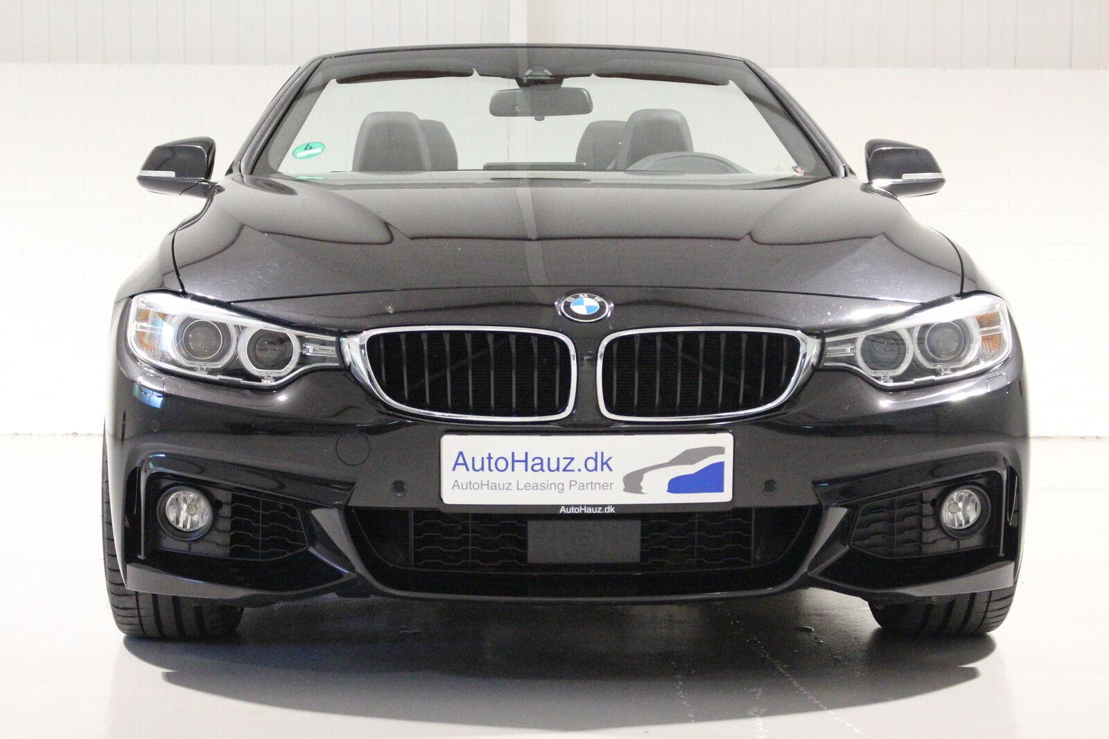BMW 440i 3,0 Cabriolet aut. 2d - 4.053 kr.