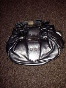small-silver-grey-faux-leather-handbag-shoulder-bag