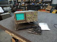 Tektronix 2252 4 Channel 100mhz Programmable Hardcopy Oscilloscope With 2 Probes