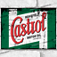 CASTROL Metal Signs Mancave Wall Plaque Shed House Garage Motor Oil Tin Sign UK