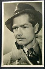 Martin Urtel - Actor Movie Photo - Film Foto Autogramm-AK (Lot-H-9465