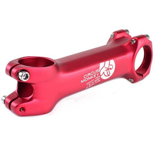 Red Circus Monkey MTB ROAD 31.8 x 110mm Stem 130g
